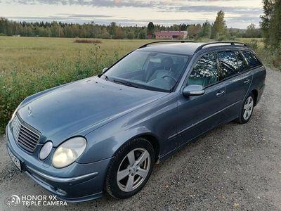 käytetty Mercedes E320 CDI Avantgarde
