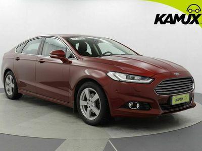 käytetty Ford Mondeo 2,0 TDCi 180hv PowerShift Titanium 5D AWD / Tulossa myyntiin / Vetokoukku / Pa-lämmitin / Navigointi / Keyless /