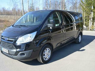 käytetty Ford Custom Transit310 2,0TDCi 170 hv A6 Etuveto Limited Van L2H1