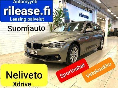 käytetty BMW 320 320 F31 Touring i A xDrive 184hv Business Exclusive Edition. Neliveto, Sport Nahkaverhoilu,