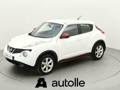 käytetty Nissan Juke Juke *SIISTI*1,6L Pure Drv Acenta 2WD Eleg Alloy. Tarkastettuna, Rahoituksella, Kotiin toimitettuna!