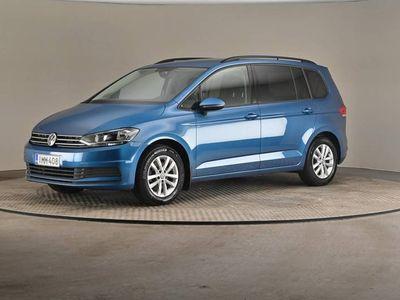 käytetty VW Touran Comfortline 1,4 TSI 110 - 7 paikkaa, Webasto, Koukku-