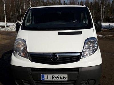 käytetty Opel Vivaro 2011, diesel 2l