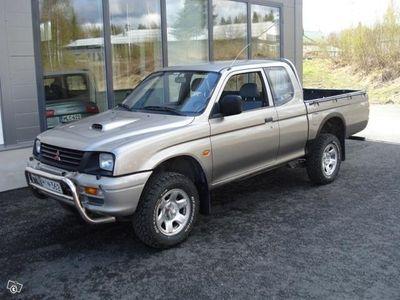 gebraucht Mitsubishi L200 Pickup 4X4