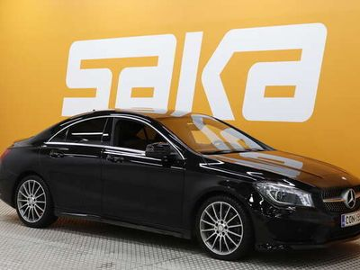 käytetty Mercedes CLA250 4Matic A Premium Business AMG-Styling Harman/Kardon -äänentoisto / Sport-istuimet /