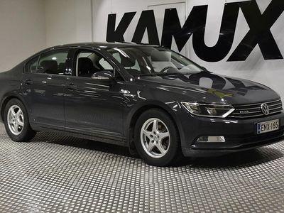 käytetty VW Passat Sedan BLUEMOTION 1,6 TDI 88 kW (120 hv)**SUOMI-Auto, ALV-Vähennyskelpoinen, Adaptiivinen vakkari,Loh