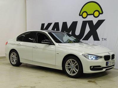 käytetty BMW 320 320 F30 Sedan d TwinPower Turbo A xDrive Sport / Suomi-auto / Neliveto / Webasto / Sport istuimet /