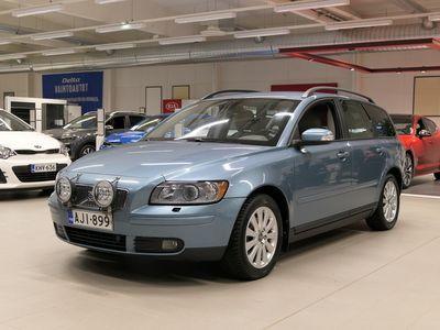 käytetty Volvo V50 2,0 (145 hv) Kinetic Business man