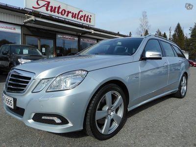käytetty Mercedes E350 CDI Avantgarde BE Farmari A