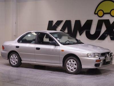 käytetty Subaru Impreza 2,0 GL Leima 04/2021 asti / Vetokoukku