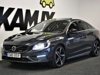käytetty Volvo S60 D5 Geartronic | R-Design | Polestar | Kattoluukku | H&K