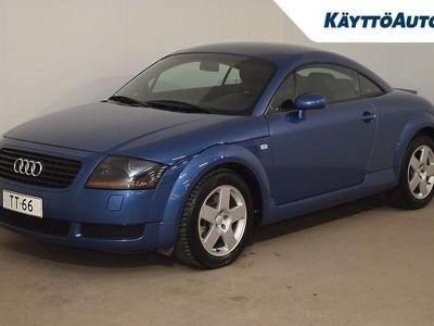 käytetty Audi TT Coupe 1,8 T 132 kW