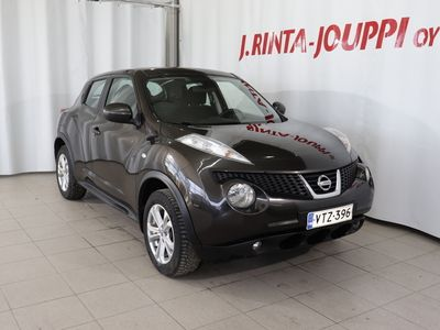 käytetty Nissan Juke 1,6L Select Edition 2WD Elegance * Navi, Kamera, Moot. lämmitin* *** J. autoturva saatavilla, J. k