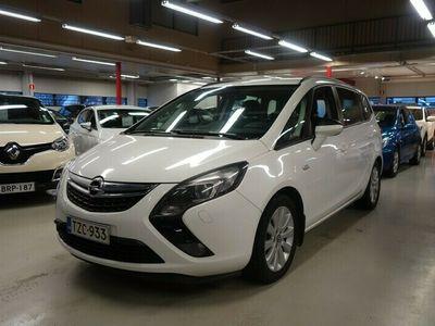 käytetty Opel Zafira Tourer Enjoy 1,4 Turbo ecoFLEX Start/Stop 103kW MT6 *7-paikkainen/ Navi/ Peruutuskamera*