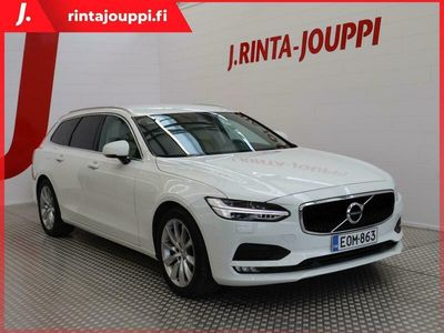 käytetty Volvo V90 D4 Business *1.Omistaja*Suomi-auto* *** J. autoturva saatavilla, J. kotiintoimitus