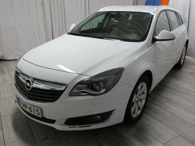 käytetty Opel Insignia Sports Tourer Edt 2,0 CDTI 120 A (15.A)