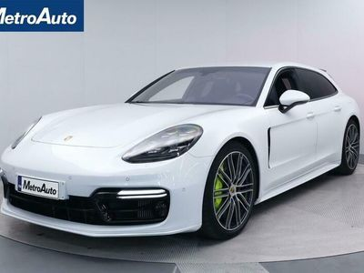käytetty Porsche Panamera 4 E-Hybrid Sport Turismo SportDesign
