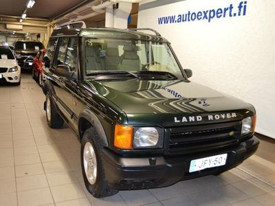 käytetty Land Rover Discovery 2,5 Td5 ES Automaatti