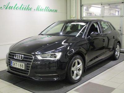 käytetty Audi A3 Sportback Business 2,0 TDI 110 kW