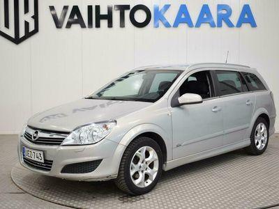 käytetty Opel Astra Wagon Enjoy Edition OPC-Line 1,6 Twinport 77kW/105hv # Sporttinen Farkku # OPC-LINE #