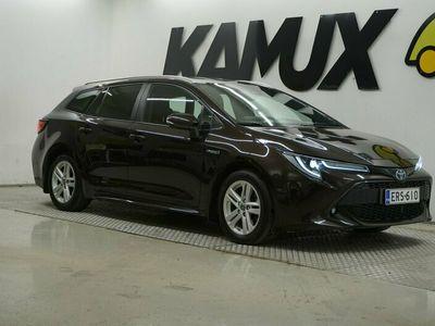 käytetty Toyota Corolla 2.0 Hybrid Active Touring Sports*TEHDASTAKUU* KOUKKU*LED*ADAP.VAK*TUTKAT*KAMERA* - *HULLU 0% KORKO!*