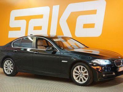 käytetty BMW 520 520 F10 Sedan d A xDrive Exclusive Edition ### NORMAL FRIDAY -hinta! ### ** Juuri huollettu / Sportti