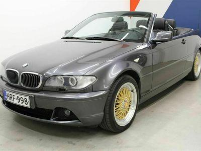 käytetty BMW 320 Cabriolet E46