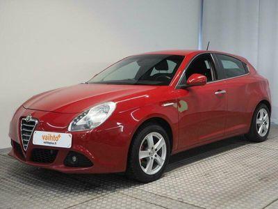 käytetty Alfa Romeo Giulietta 1,4 MultiAir 170hv Bensiini
