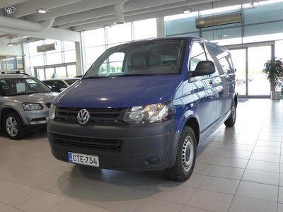 used VW Transporter umpipa pitkä 2,0 TDI 103 BM T Classic(15