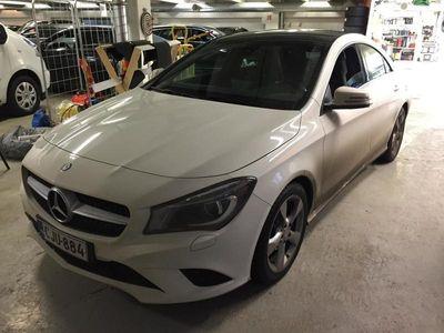 käytetty Mercedes CLA180 CDI Premium Business #JUURI TULLUT #Suomi-auto #P-Kamera #Lasikattoluukku