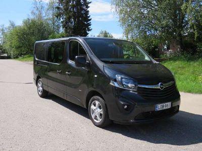 käytetty Opel Vivaro Van Edition L2H1 1,6 CDTI BiT 92 (17.A) 125Hv