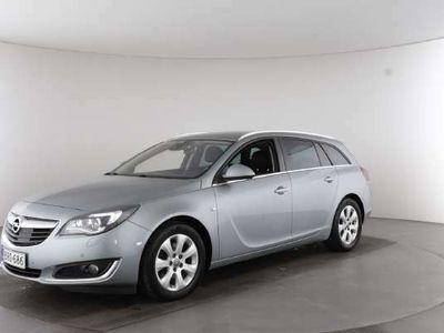 käytetty Opel Insignia Sports Tourer Sport 2,0 CDTI BiTurbo Start/Stop 143kW MT6 **** Korko 0,5% + min. 1500 EUR takuuhyvit