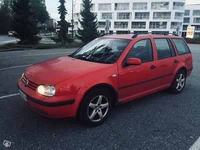 käytetty VW Golf 1.6 -01 bensiini