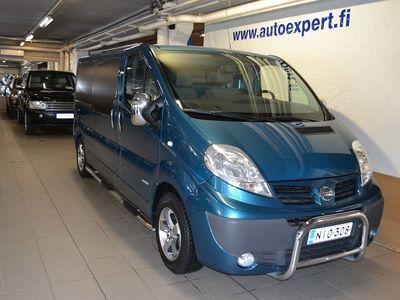 käytetty Nissan Primastar Van L2H1 M9R-A 2,0 dCi 115 DPF 6M/T EURO5 Glazed FD Blind DSD Comfort Plus Korkotarjous 1.5% !!