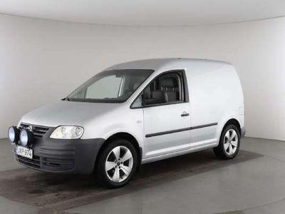 käytetty VW Caddy Caddy umpipakettiauto 2,0 bens./maakaasu 80 kW - KAASU