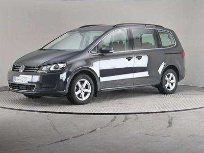käytetty VW Sharan Comfortline 2,0 TDI 110 DSG (MY17) -Xenon, Sähköovet, Koukku -