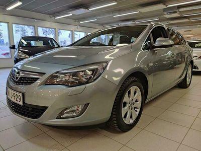 käytetty Opel Astra Sport Tourer Sport Summer Edition 1,4 Turbo ecoFLEX 103kW MT6 - **Korkotarjous 1,59%** -