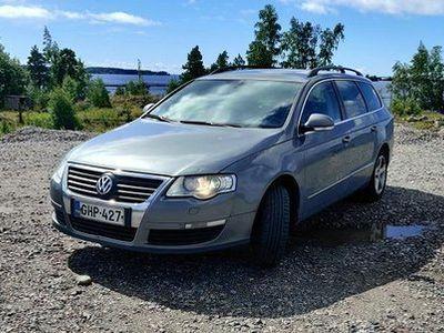 käytetty VW Passat 2.0TDI 4motion 2007