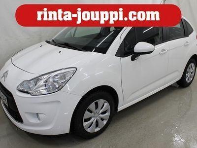 käytetty Citroën C3 1,4i Confort - Pieniruokainen kauppakassi sopivasti!