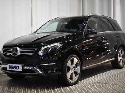 käytetty Mercedes GLE500 e 4Matic 4Matic Plug-in-Hybrid ***Huippuvarusteet***