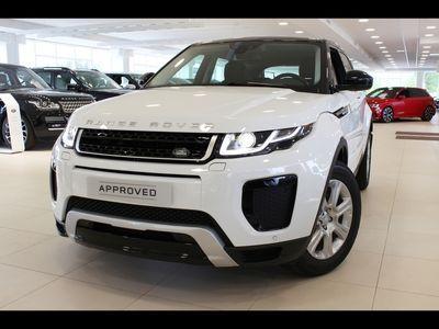 käytetty Land Rover Range Rover evoque 5 DOOR 2.0 TD4 SE DYNAMIC