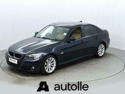 käytetty BMW 320 *NÄPPÄRÄ* i Business 4d Rahoituksella Tarkastettuna Kotiin toimitettuna!