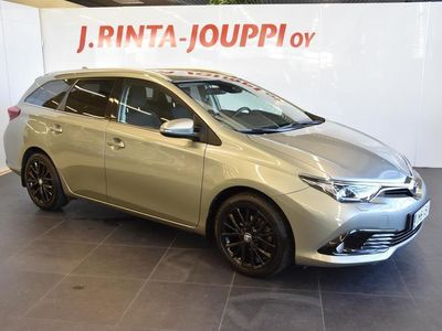 käytetty Toyota Auris Touring Sports 1,2 T Active Edition Multidrive S