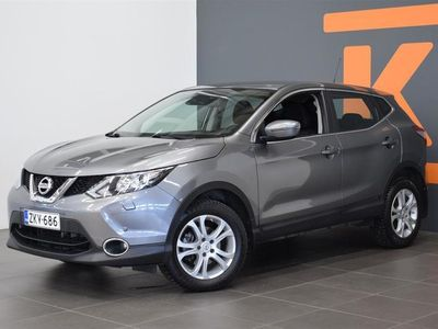 käytetty Nissan Qashqai DIG-T 163 Acenta 2WD 6M/T E6 Safety Pack Connect
