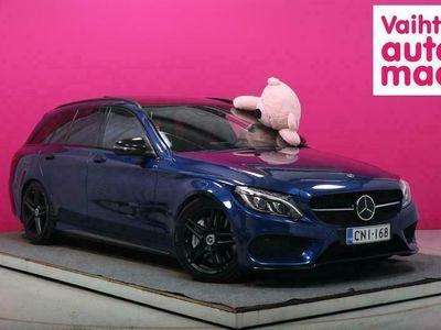 käytetty Mercedes C43 AMG C Mercedes-AMG4Matic T A HUIPPUVARUSTEET!!!