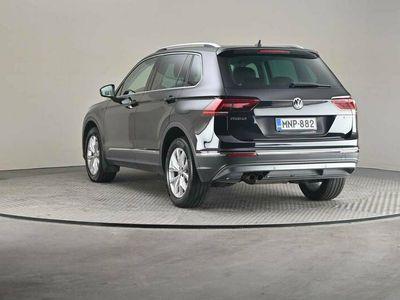 käytetty VW Tiguan Highline 2,0 TDI SCR 110 4MOTION DSG -Varusteltu yksilö-