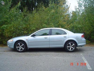gebraucht Chrysler Sebring 2,7 V6 Automaatti