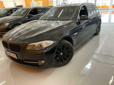 käytetty BMW 525 *KOTIINTOIMITUS* TwinPower Turbo A Limited xDrive F11 Touring. Tarkastettuna, Rahoituksella, Kotiin