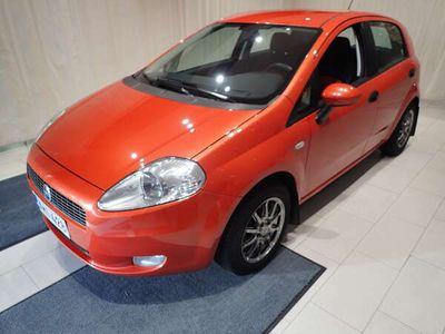 käytetty Fiat Grande Punto 1.2 65 Dynamic 5d