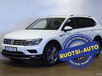 käytetty VW Tiguan Allspace Tiguan *UPEA*2.0 TDI SCR BlueMotion 4Motion DSG Sequential, 140 kW, 2018 Rahoit